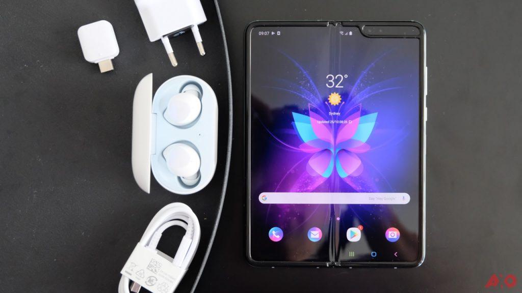 First Impressions: Samsung Galaxy Fold 34