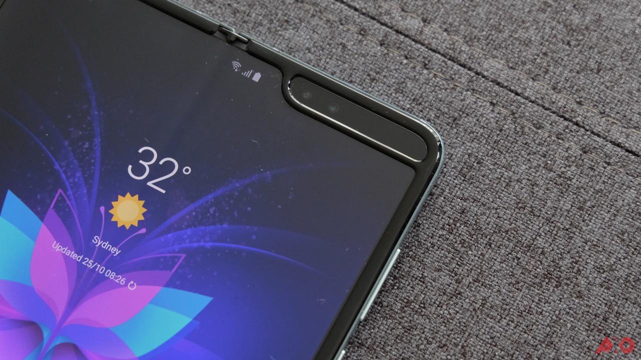 First Impressions: Samsung Galaxy Fold 50