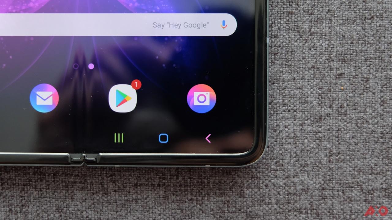 First Impressions: Samsung Galaxy Fold 51