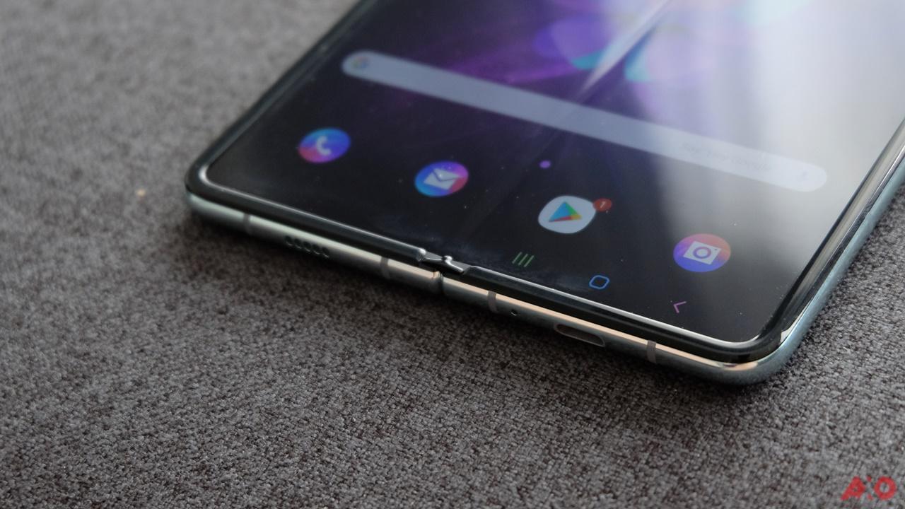 First Impressions: Samsung Galaxy Fold 52