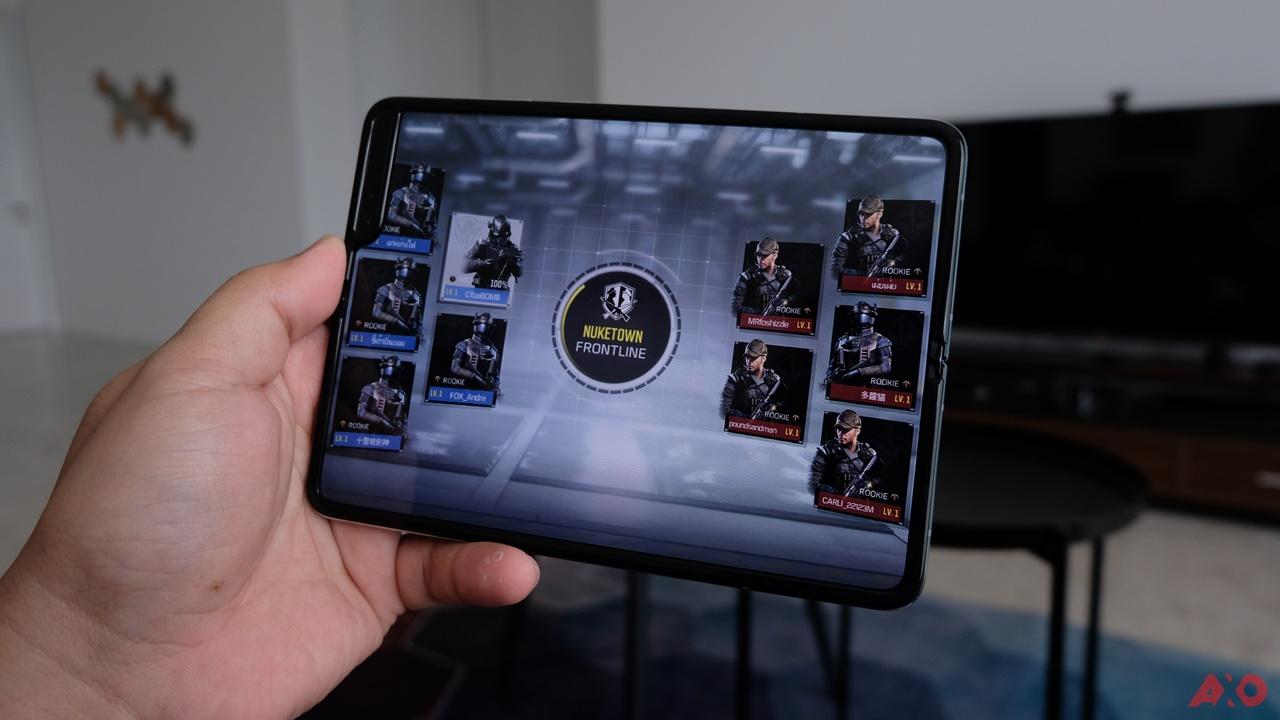 First Impressions: Samsung Galaxy Fold 31