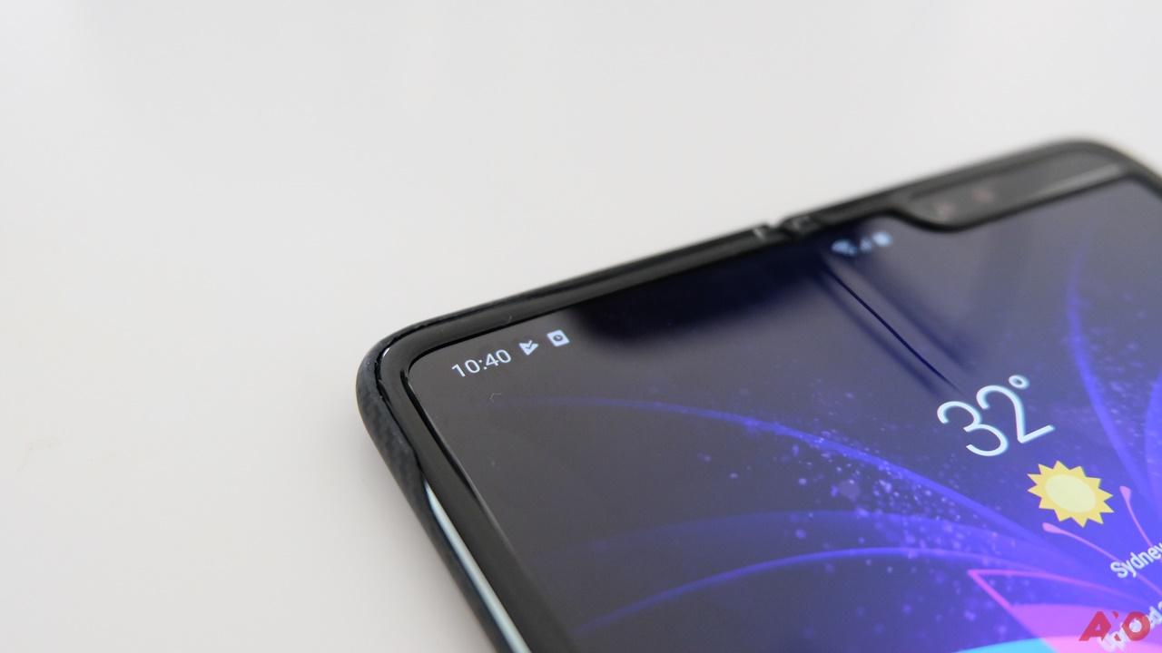 First Impressions: Samsung Galaxy Fold 58