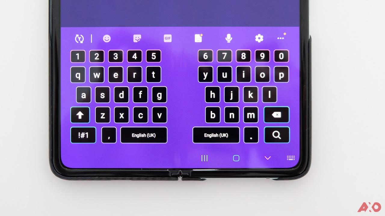First Impressions: Samsung Galaxy Fold 60