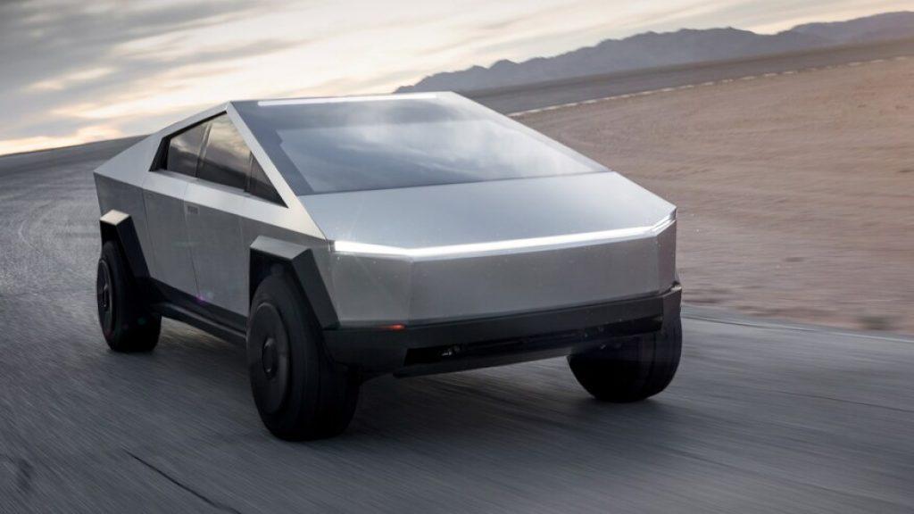 "Meet Tesla's very first all-electric pickup truck, the ""Cybertruck"" 17"