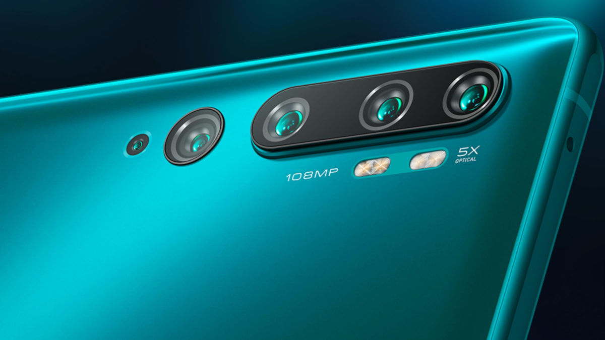 Xiaomi Launches Mi Note 10 with World's First 108MP Sensor 4