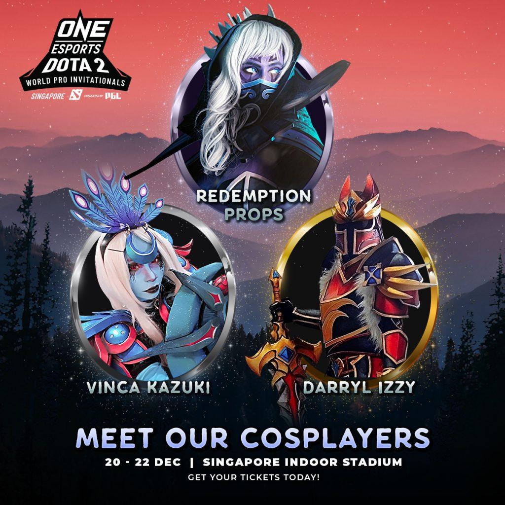 ONE Esports Unveils Dota 2 Singapore World Pro Invitational 22