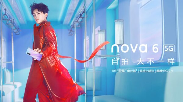 Huawei nova 6 Series Unveiled, Price Starts from RMB 3,199 23