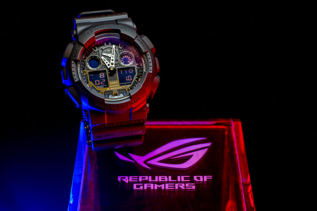 What's in the Box? ROG x G-SHOCK Limited Edition Watch 16
