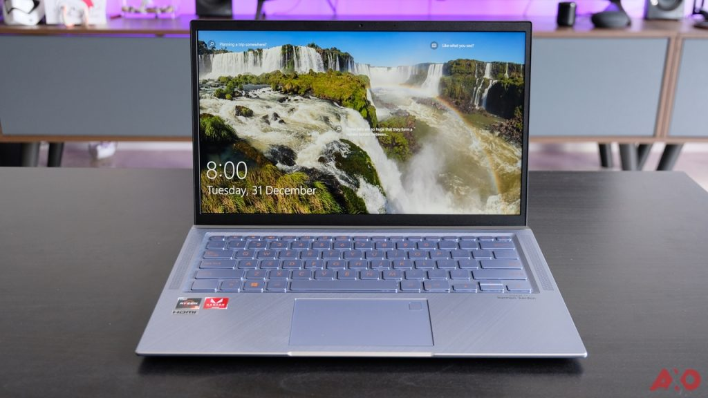 ASUS ZenBook 14 UM431 Review: Lightweight Champion 18