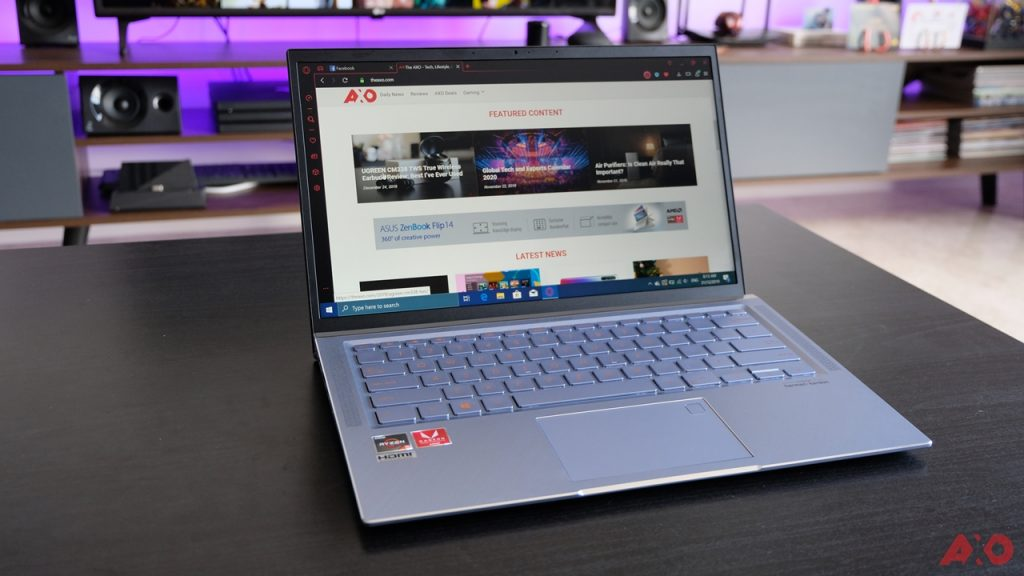 ASUS ZenBook 14 UM431 Review: Lightweight Champion 39