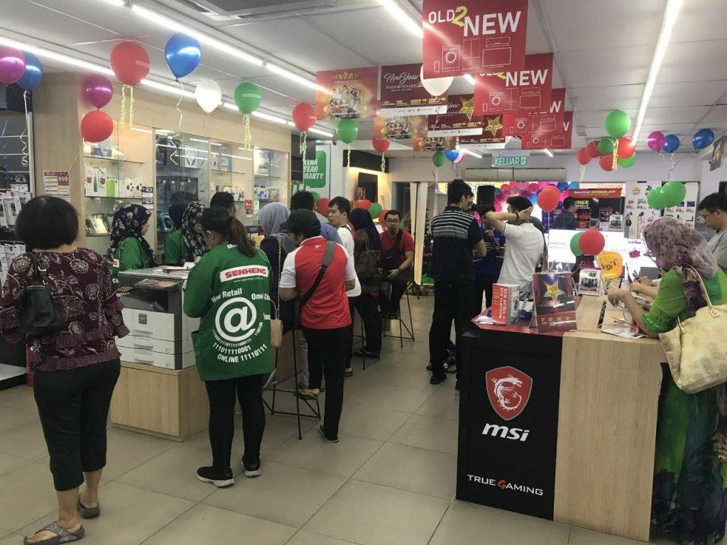 Lazada Wallet Bridges Offline and Online Retail on 12.12 Sales 27