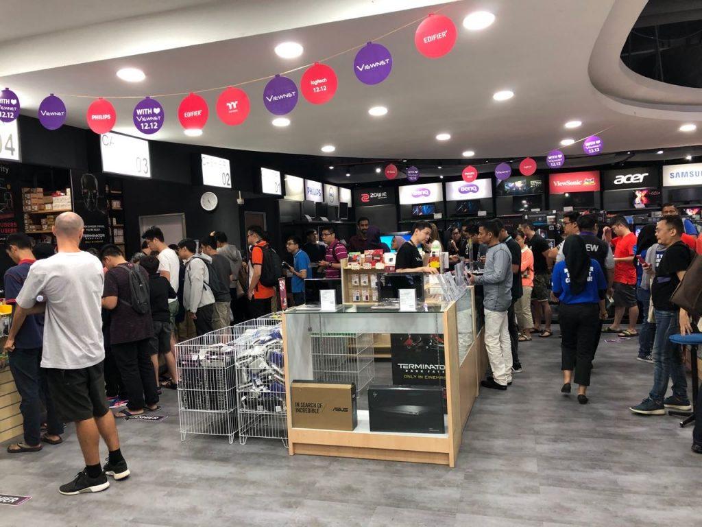 Lazada Wallet Bridges Offline and Online Retail on 12.12 Sales 19