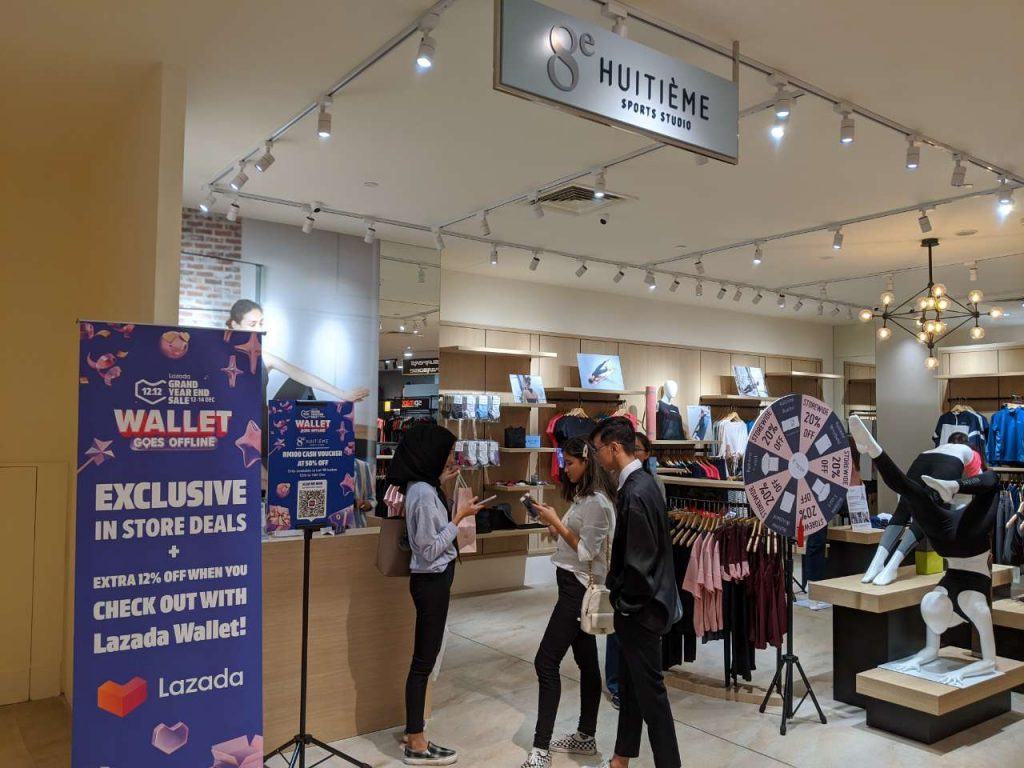 Lazada Wallet Bridges Offline and Online Retail on 12.12 Sales 21