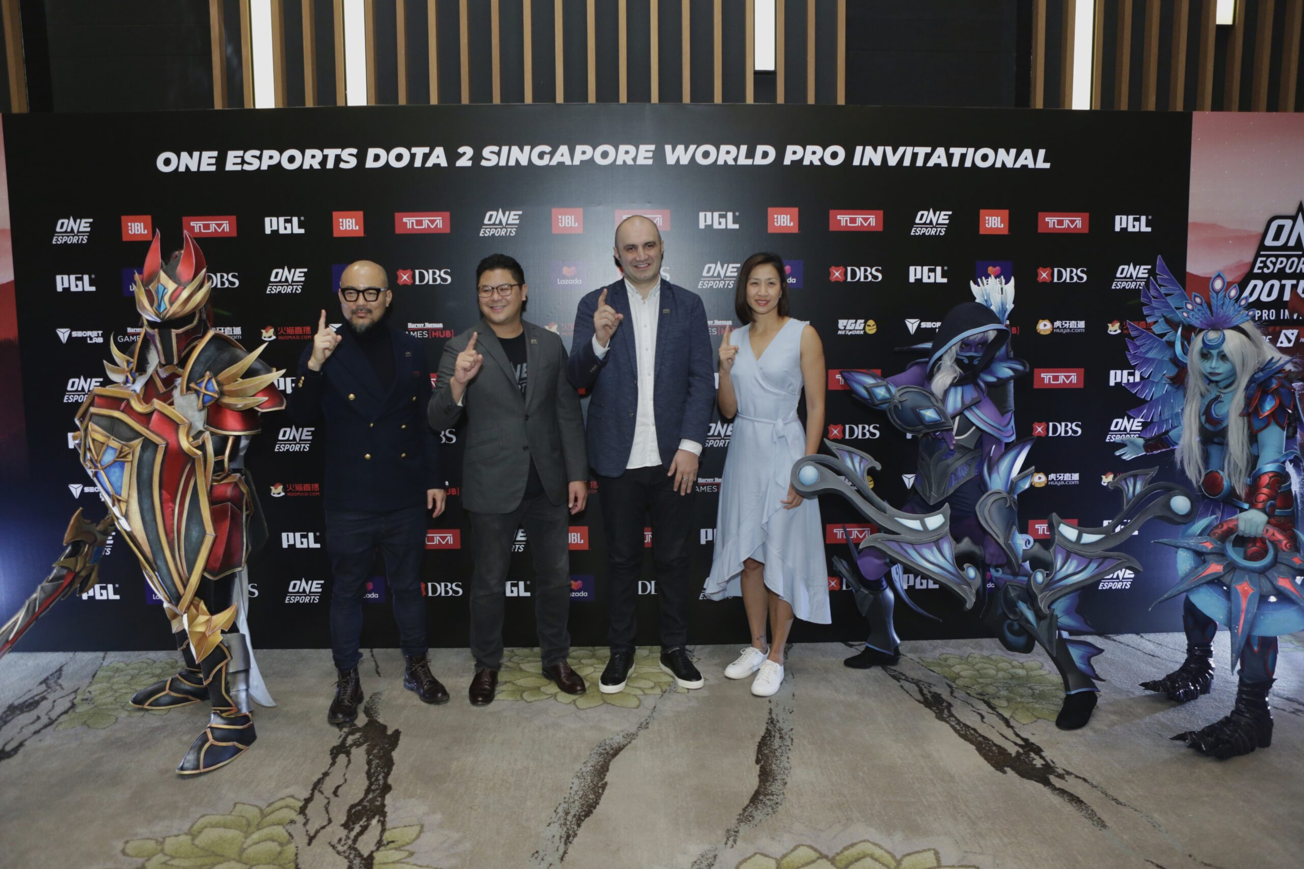 ONE Esports Announces DOTA 2 Singapore Major for June 2020 13