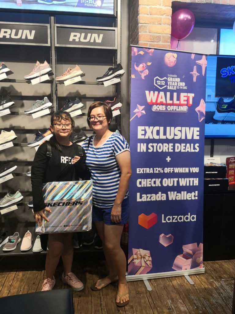 Lazada Wallet Bridges Offline and Online Retail on 12.12 Sales 24