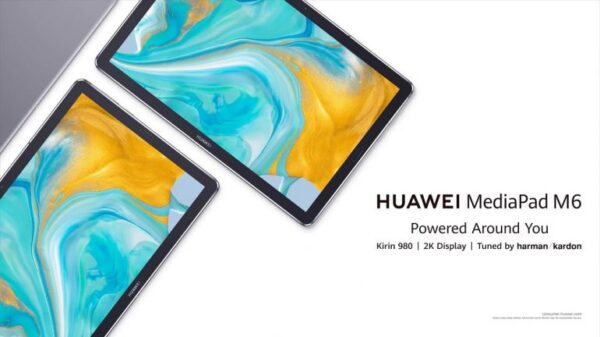 Huawei MediaPad M6 10.8 Unveiled in Malaysia for RM1,899 10