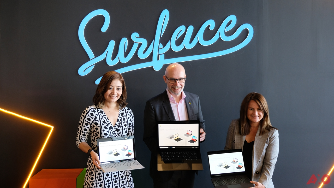 Microsoft Surface Pro 7 and Surface Laptop 3 Launched in Malaysia; Retails from RM4,499 5
