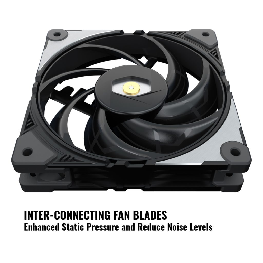 Cooler Master Unveils New Performance Fan, MasterFan SF120M 18