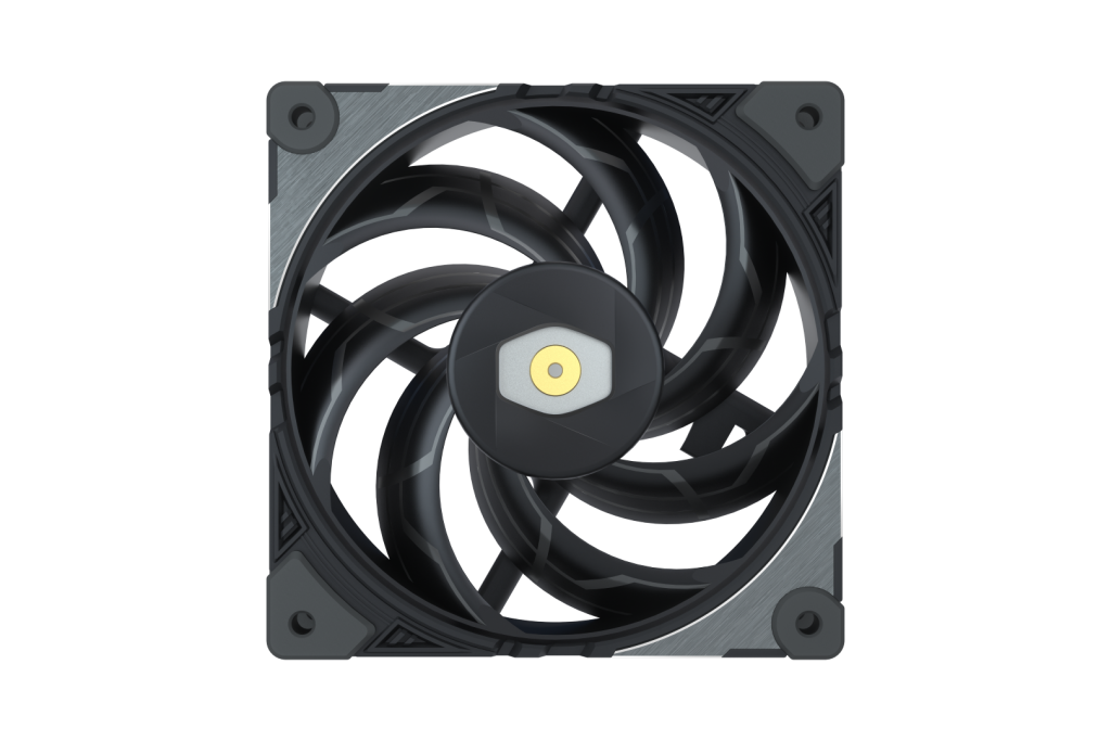 Cooler Master Unveils New Performance Fan, MasterFan SF120M 22