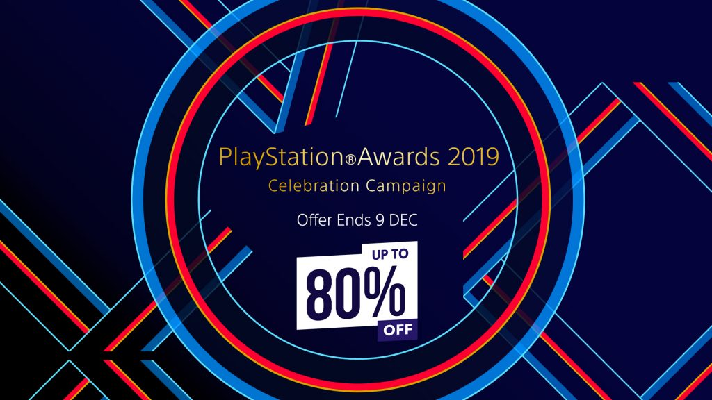 All The Winners at 25th Anniversary of Playstation Awards 2019 22