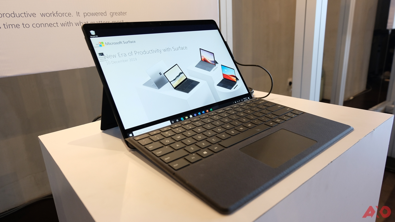 Microsoft Surface Pro X Now in Malaysia from RM4,599 3