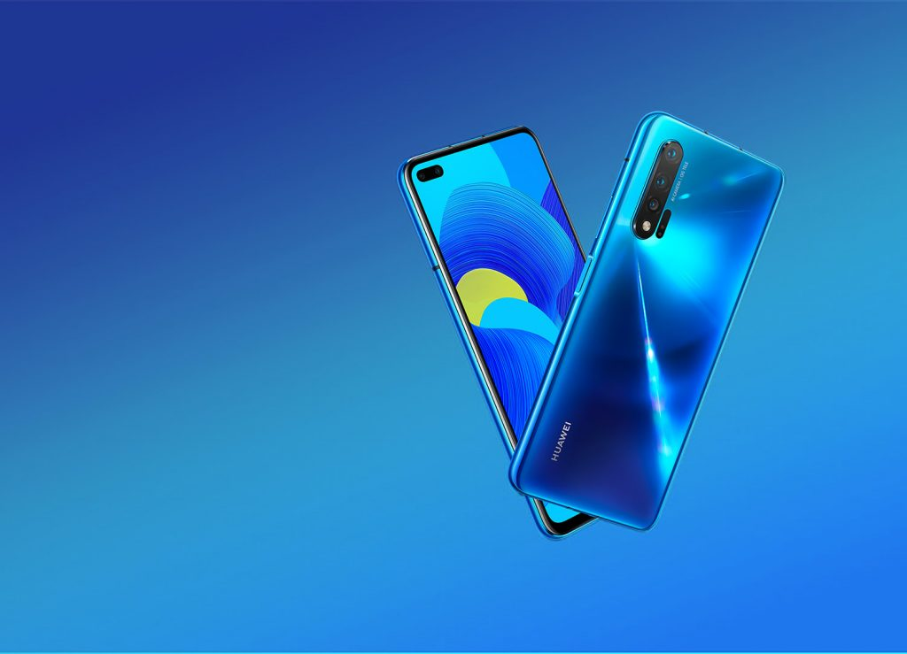 Huawei nova 6 Series Unveiled, Price Starts from RMB 3,199 11
