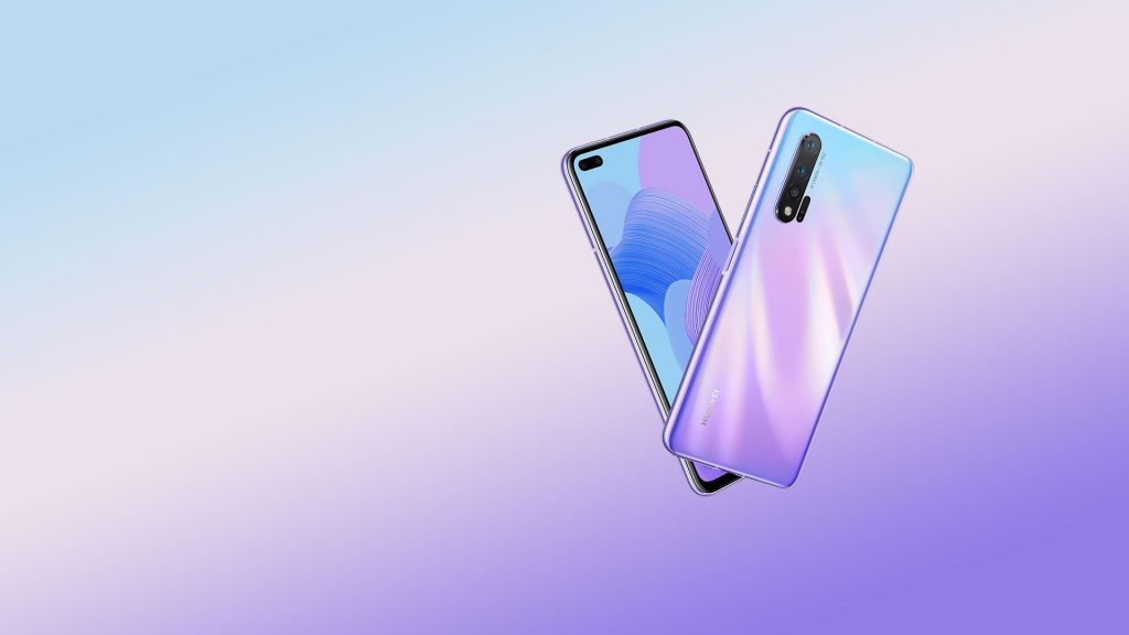 Huawei nova 6 Series Unveiled, Price Starts from RMB 3,199 7