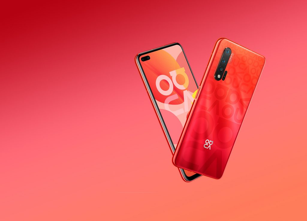 Huawei nova 6 Series Unveiled, Price Starts from RMB 3,199 10