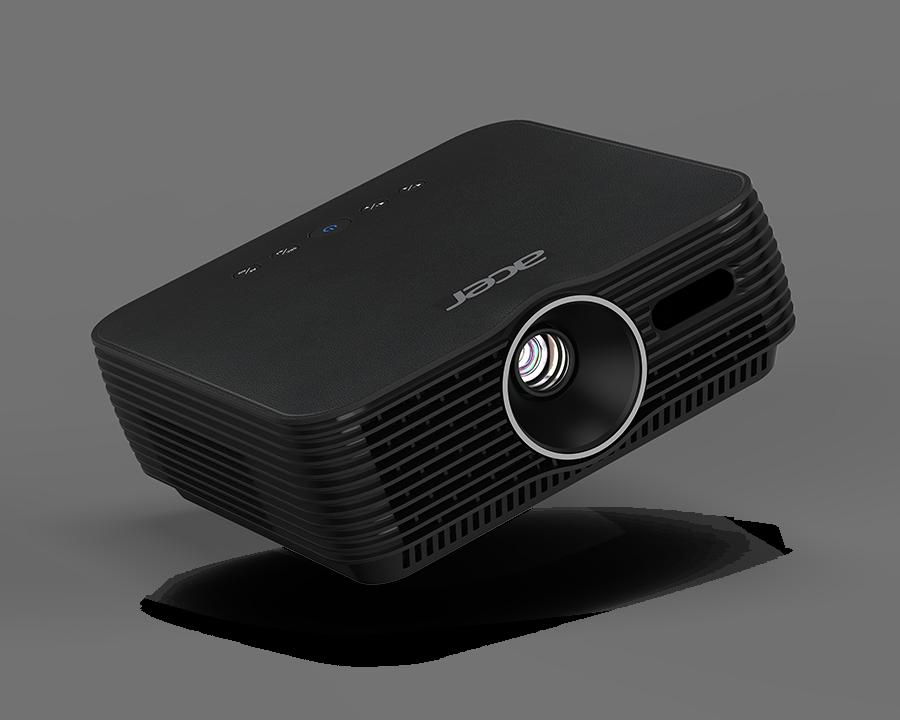 CES 2020: Acer B250i Portable LED Projector + Studio Sound 17