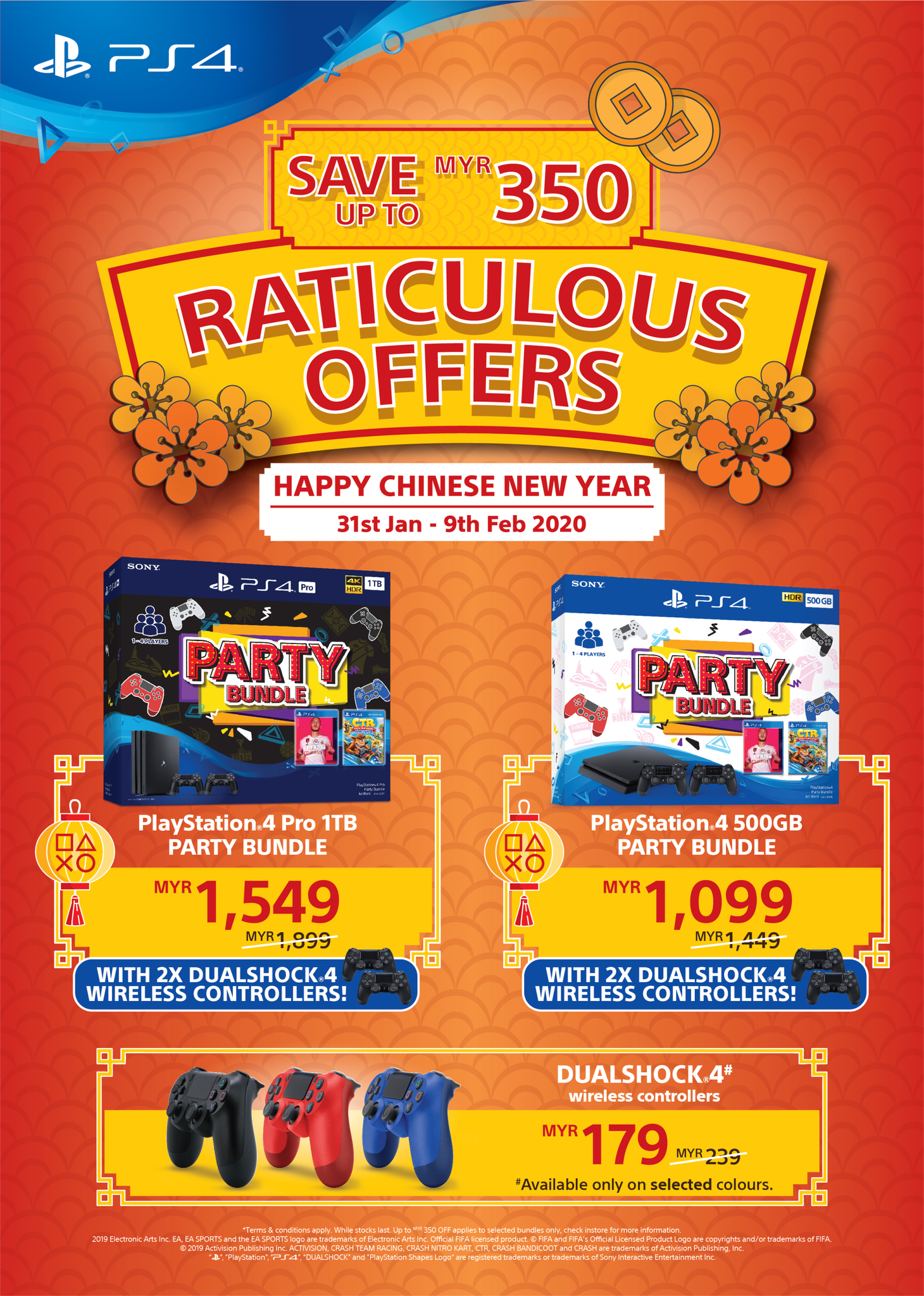 Sony Raticulous Deals