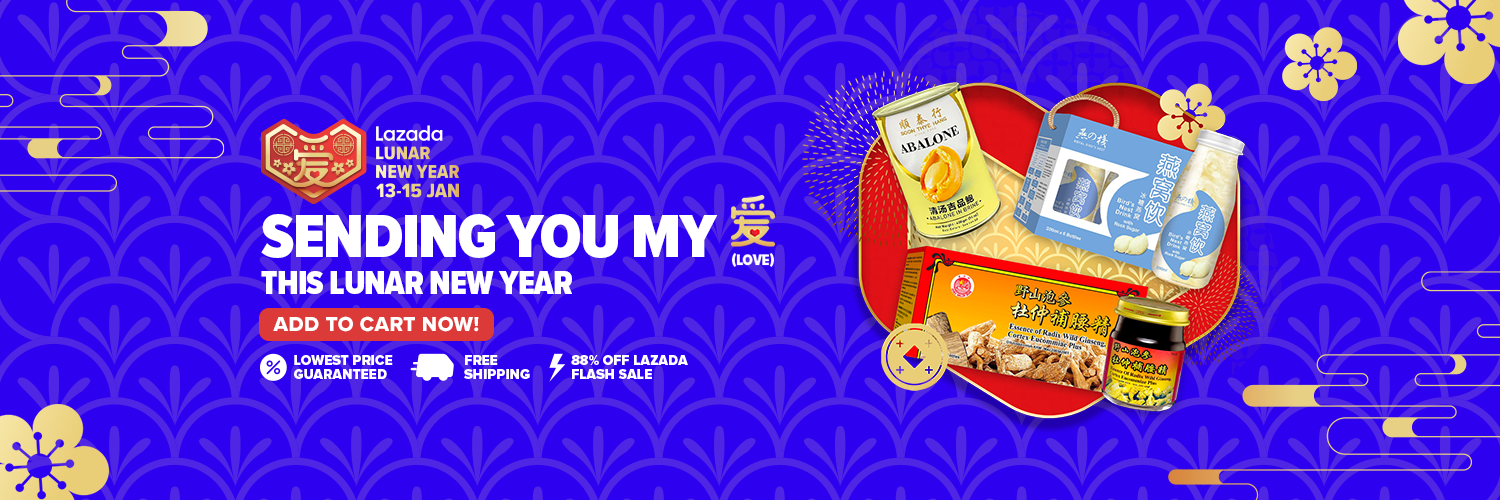5 Reasons To Shop With Lazada This Chinese New Year! 15
