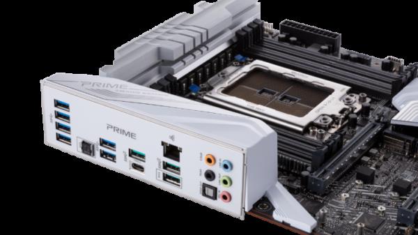 CES 2020: ASUS Prime TRX40-Pro + Hyper M.2 X16 Gen4 3