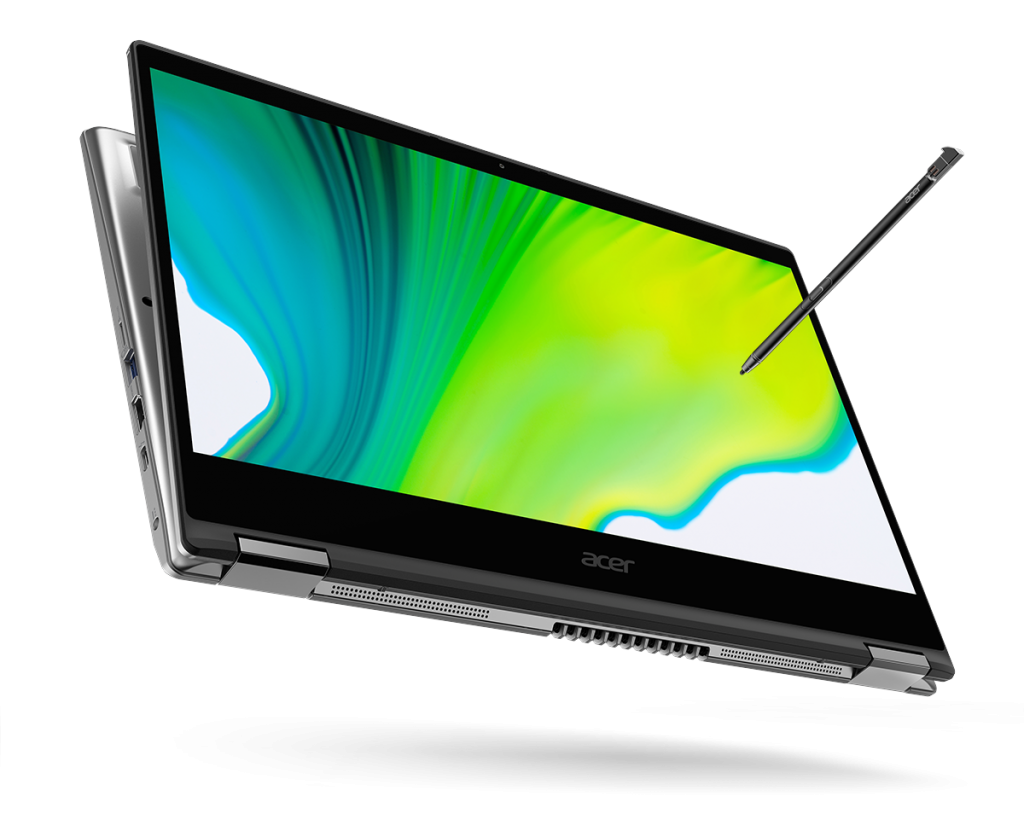 CES 2020: Acer Spin 5 and Spin 3 Convertible Notebook PC 8