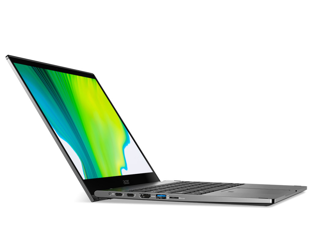 CES 2020: Acer Spin 5 and Spin 3 Convertible Notebook PC 6