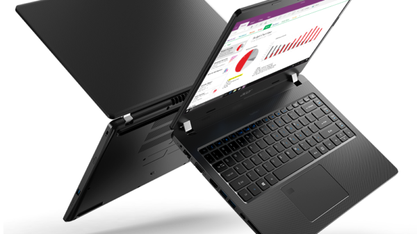 CES 2020: Acer TravelMate P6 and TravelMate P2 Notebook 8