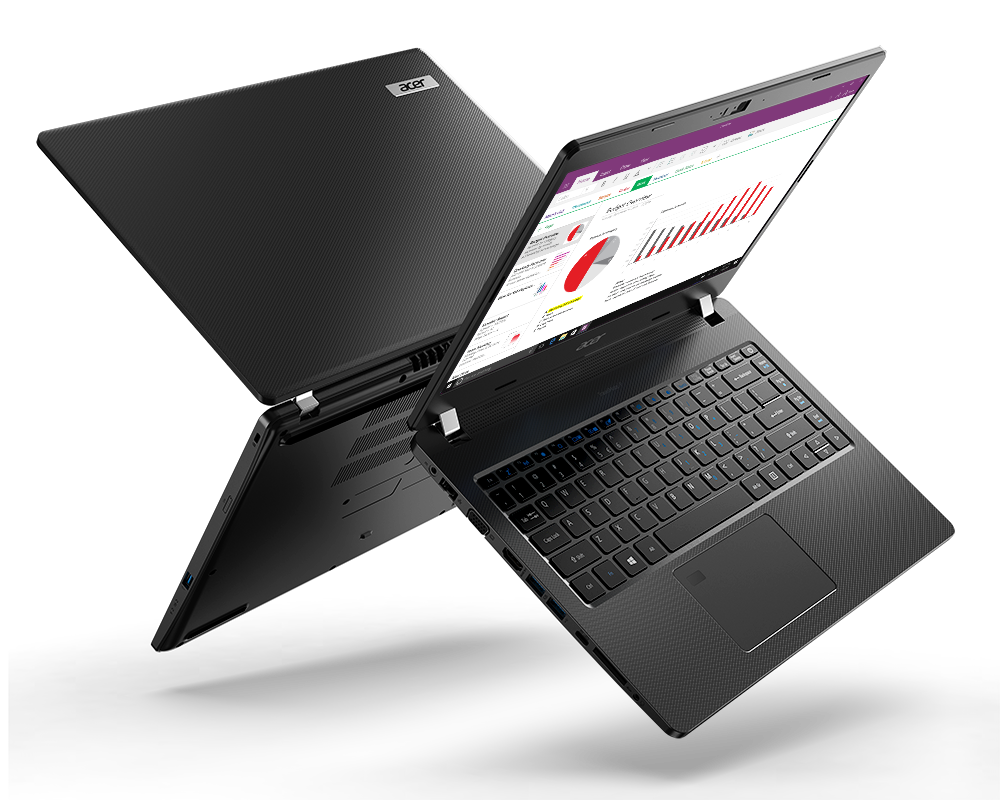 CES 2020: Acer TravelMate P6 and TravelMate P2 Notebook 6