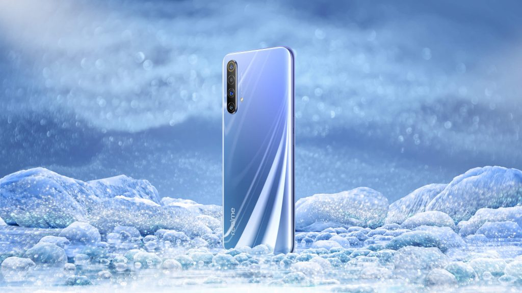 realme X50 5G Announced, Priced From 2,499 Yuan 21