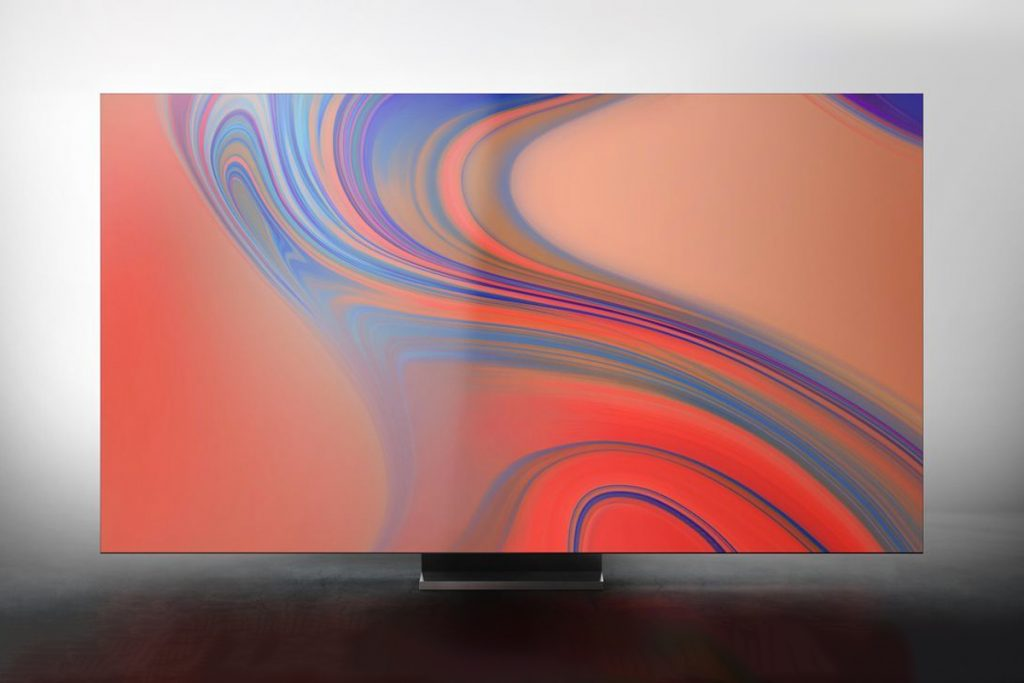 CES 2020: Samsung Q950TS Bezel-Less 8K QLED Smart TV 6