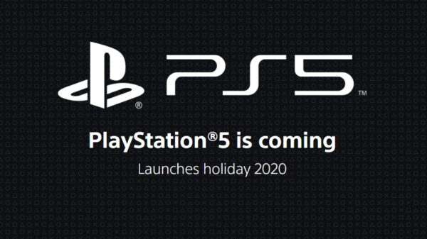 Sony PS5 official website