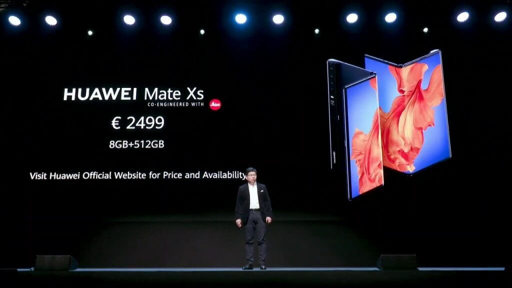Huawei Mate Xs Is Huawei's RM11,000+ Foldable Smartphone 12