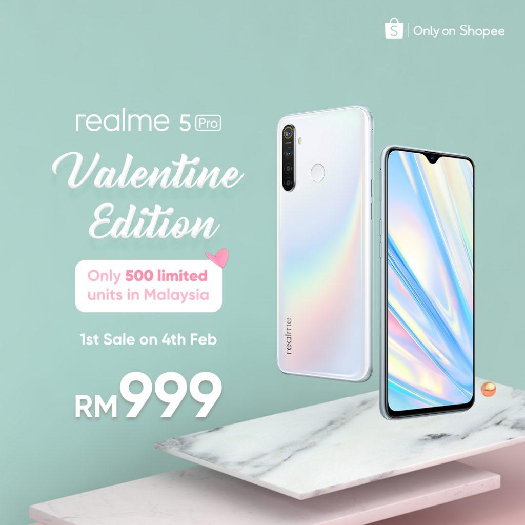 realme Announces realme 5 Pro Valentine Edition for RM999 4