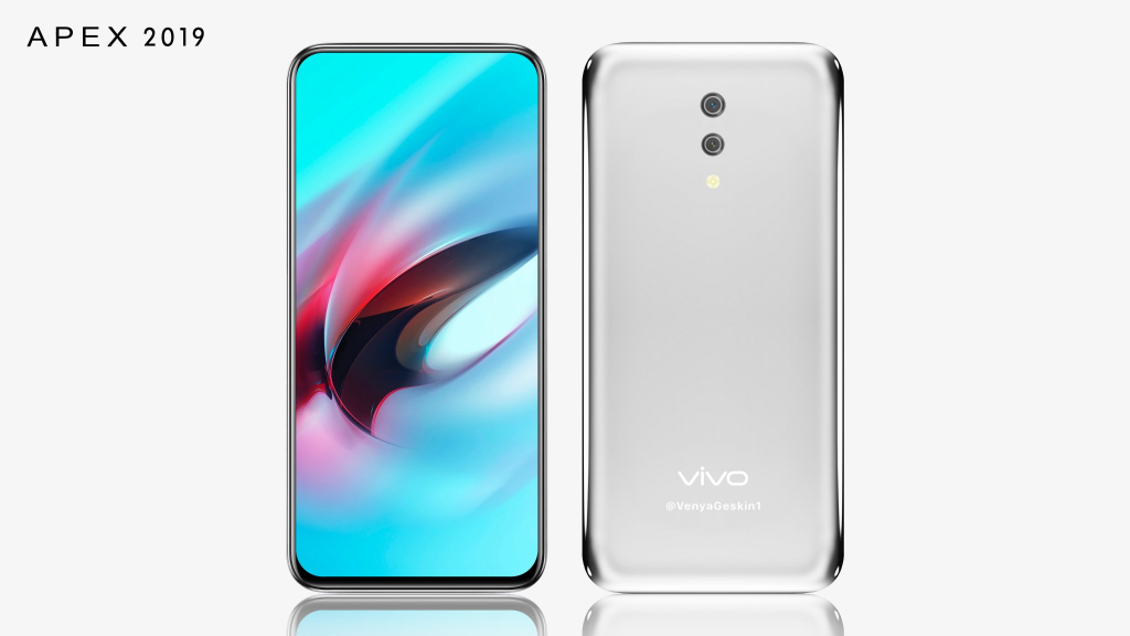 Vivo APEX 2020 with Snapdragon 865 To Debut at MWC 2020 6
