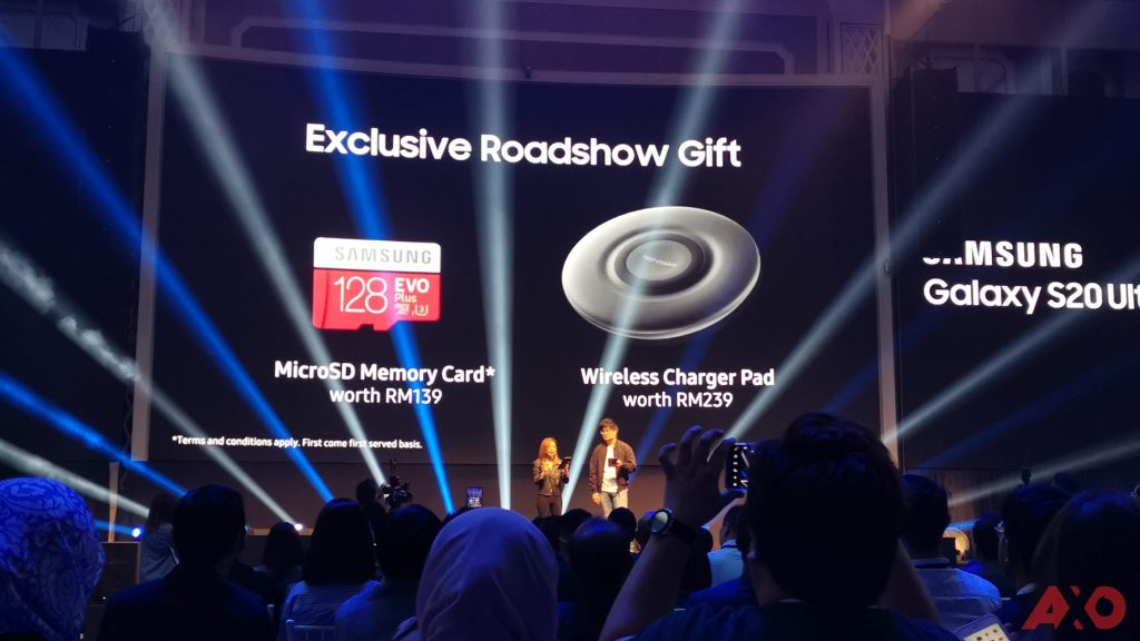 Samsung Galaxy S20 Series Malaysian Launch in 3 Minutes 5