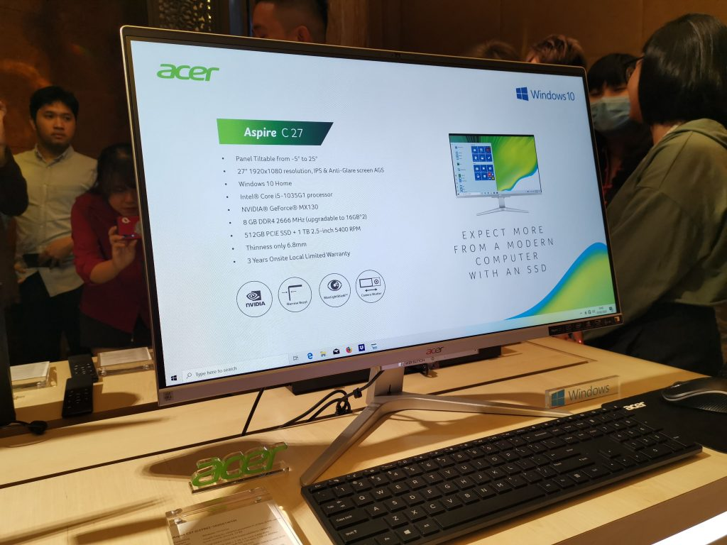Acer's Aspire C27-962 All-In-One PC Is Made For The Family 5