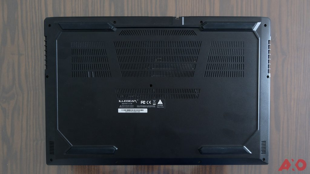 Illegear Selenite Pro Gaming Laptop Review: Proper Heavyweight Gaming 31