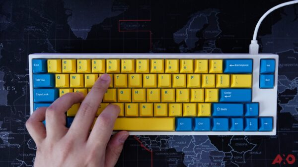 Leopold FC660M PD Mini Mechanical Keyboard Review 12