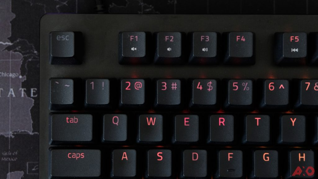 Razer Huntsman TE Review: Of Light and Loudness 25