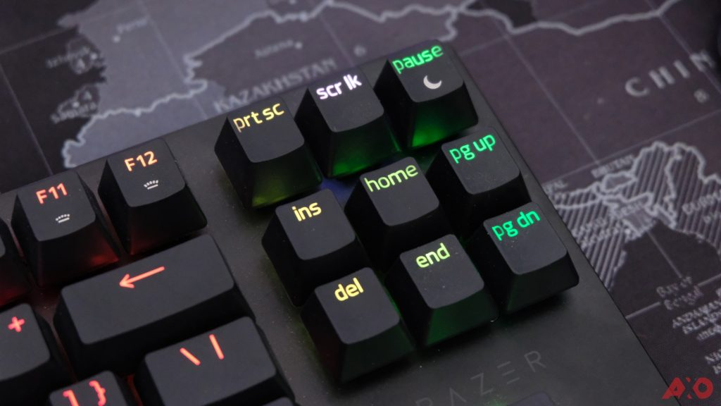 Razer Huntsman TE Review: Of Light and Loudness 17