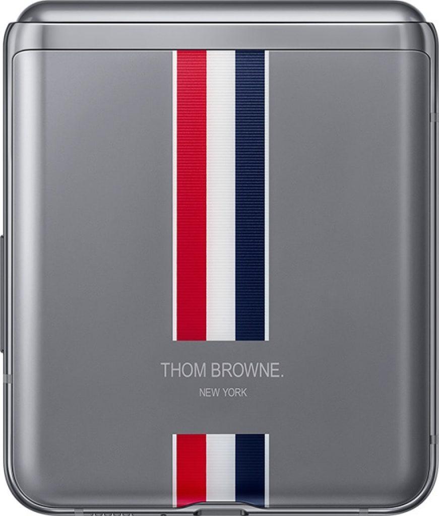 Samsung Galaxy Z Flip Thom Browne Edition Unveiled 13