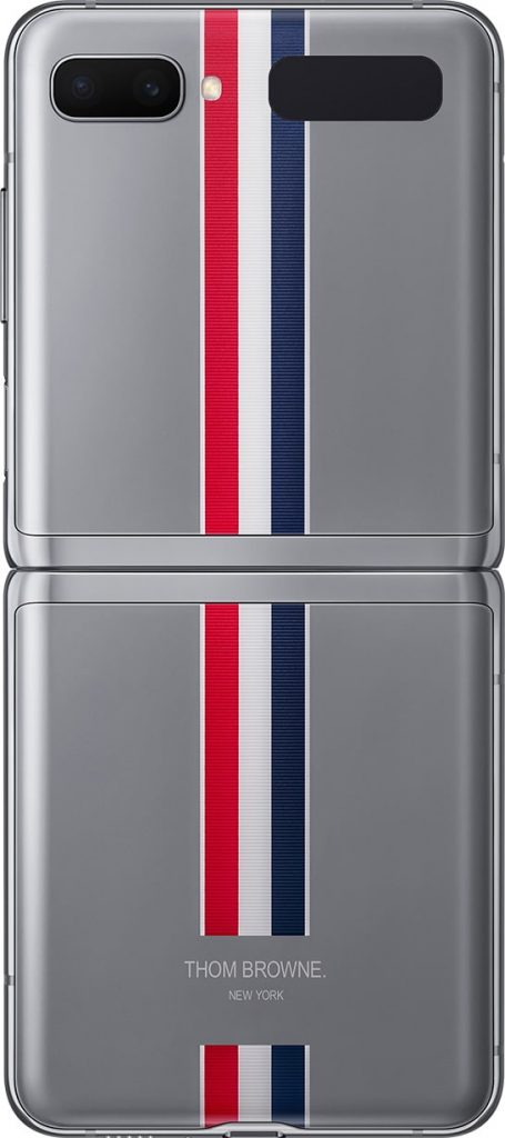 Samsung Galaxy Z Flip Thom Browne Edition Unveiled 12